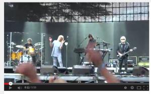 miroir concert blondie 7 juillet 2014